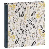 carpentras-album-photo-pochettes-avec-memo-flowers-100-photos-blanches-200-photos-couverture-noire-24x248cm